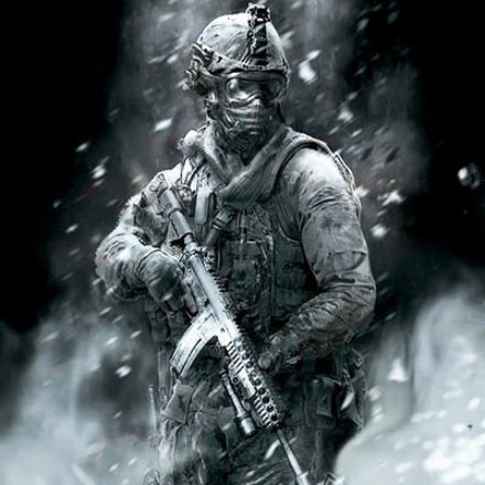 В Call of Duty: Ghosts 2 вернется псина Райли