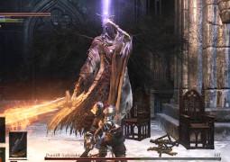Гайд Dark Souls 3 – как победить босса Понтифика Саливана (Pontiff Sulyvahn): Босс #8