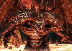 Гайд Dark Souls 3 – как победить босса Старого Короля Демонов (Old Demon King): Босс #9