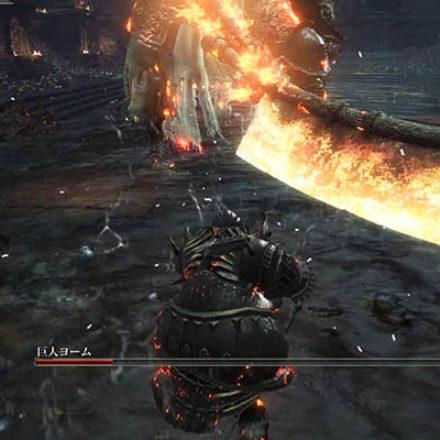 Гайд Dark Souls 3 – как победить босса Повелителя пепла: Гиганта Йорма (Lord of Cinder: Yhorm the Giant): Босс #10