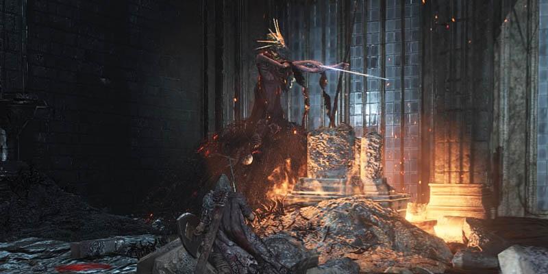 Гайд Dark Souls 3 – как победить босса Повелителя пепла: Олдрика, Пожирателя Богов (Lord of Cinder: Aldritch, Devourer of Gods): Босс #11