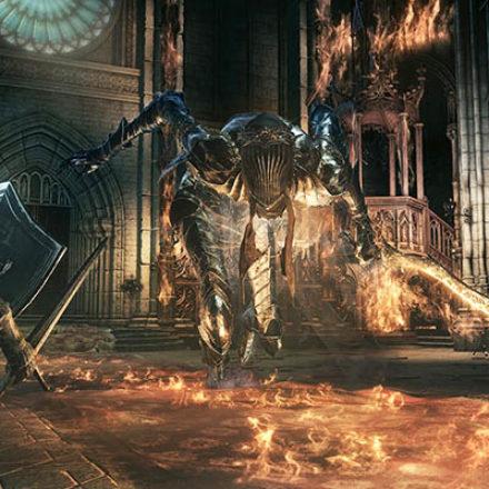 Гайд Dark Souls 3 – как победить босса Танцовщицу Холодной Долины (Dancer of the Boreal Valley): Босс #12