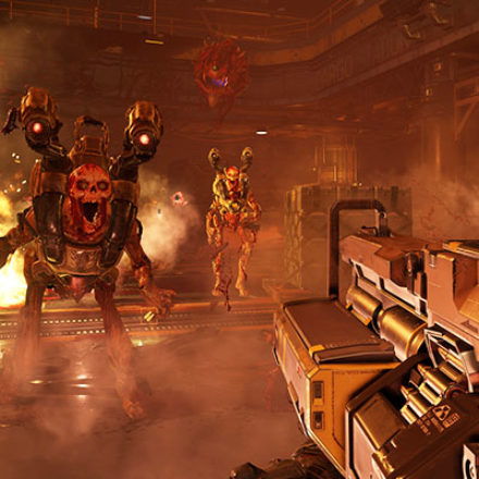 Гайд Doom (2016) – где найти руны, апгрейды, аргент капсул, дронов и элитных стражников