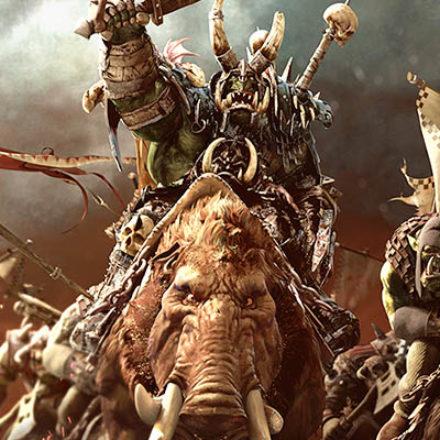Состоялся выход стратегии Total War: Warhammer