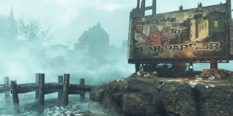 Гайд Fallout 4: Far Harbor – как начать играть