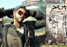 Гайд Fallout 4: Nuka-World – местонахождения журналов «Мусорщик» (Scav!)