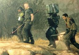 Первый геймплей Metal Gear Survive