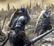 Зрелищный геймплей Dark Souls 3: Ashes of Ariandel