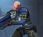 Гайд Overwatch – как играть за Солдата-76. Преимущества, недостатки, контрпик