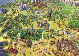 Час геймплея Civilization 6 – строительство и развитие городов, а также война
