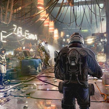Гайд Deus Ex: Mankind Divided – где находится Нейропозин