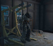 Гайд Fallout 4: Nuka-World – как быстро получить силовую броню X-01. Как попасть в резиденцию «Мортона»