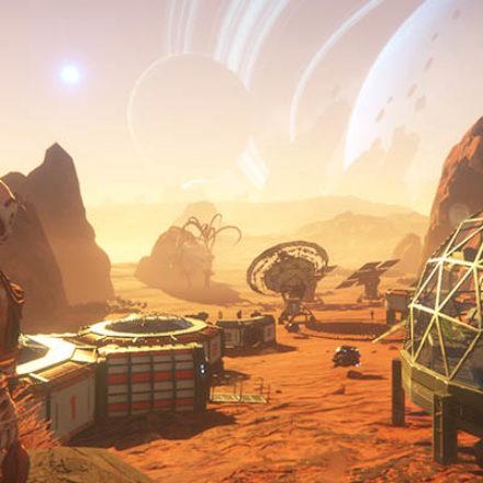 Osiris: New Dawn анонсирована для PS4 и Xbox One