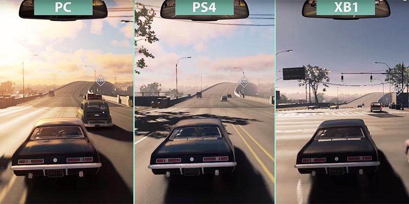 Сравнение графики Mafia 3 между PC, PS4 и Xbox One