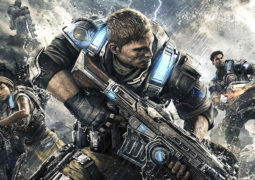На PC и Xbox One состоялся выход Gears of War 4