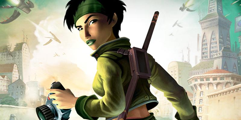 Ubisoft бесплатно раздает Beyond Good & Evil