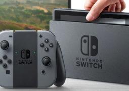 Консоль Nintendo NX оказалась планшетом Nintendo Switch