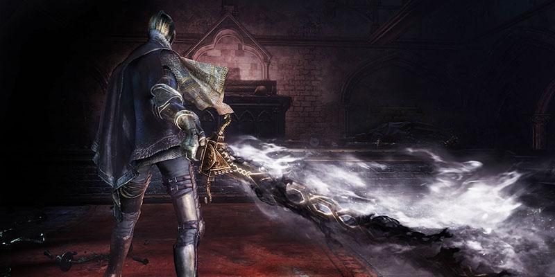 Гайд Dark Souls 3 – Ashes of Ariandel – как попасть на PvP-арену