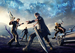 Представлен зрелищный CGI-трейлер Final Fantasy XV. Игра «ушла на золото»