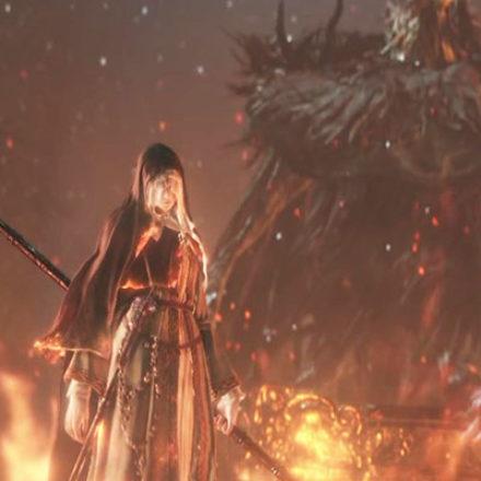 Гайд Dark Souls 3: Ashes of Ariandel – как победить босса «Сестра Фриде» (Sister Friede)
