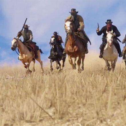 Первый трейлер Red Dead Redemption 2. Геймплей игры так и не показали