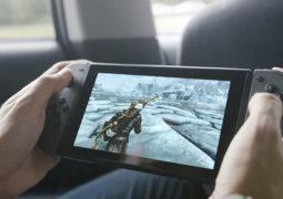 Разрешение дисплея Nintendo Switch составит всего 720p