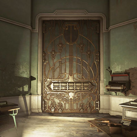 Гайд Dishonored 2 – как решить Загадку Джиндоша
