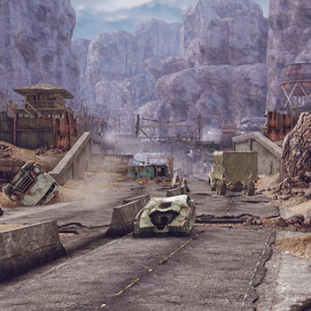 Зрелищный трейлер масштабного мода The Frontier для Fallout: New Vegas