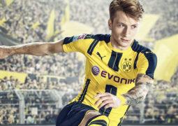 FIFA 17 будет условно-бесплатной на этих выходных