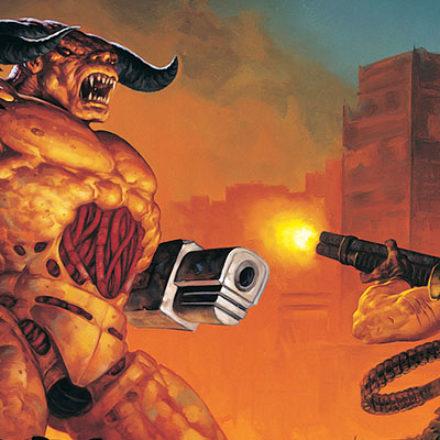 Фанаты Doom 2 создают ремейк игры на Unreal Engine 4