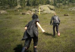 Гайд Final Fantasy XV – как бесконечно бежать
