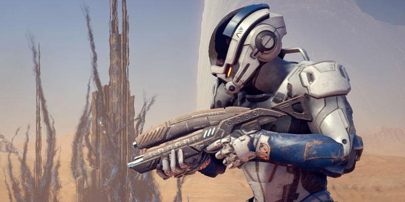 По слухам, на PS4 Pro в Mass Effect Andromeda будет улучшенная графика
