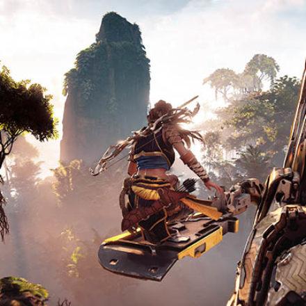 Показано около 20 минут нового геймплея Horizon: Zero Dawn