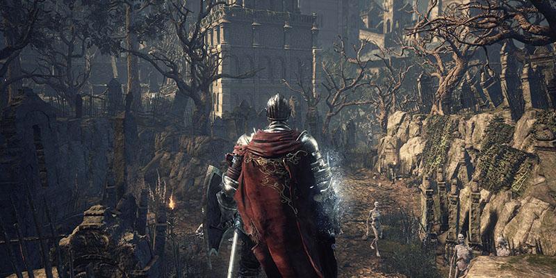 Дополнение The Ringed City для Dark Souls 3 выйдет в марте