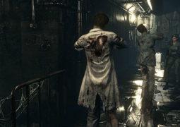 Показан геймплей Resident Evil HD Remaster в режиме от первого лица