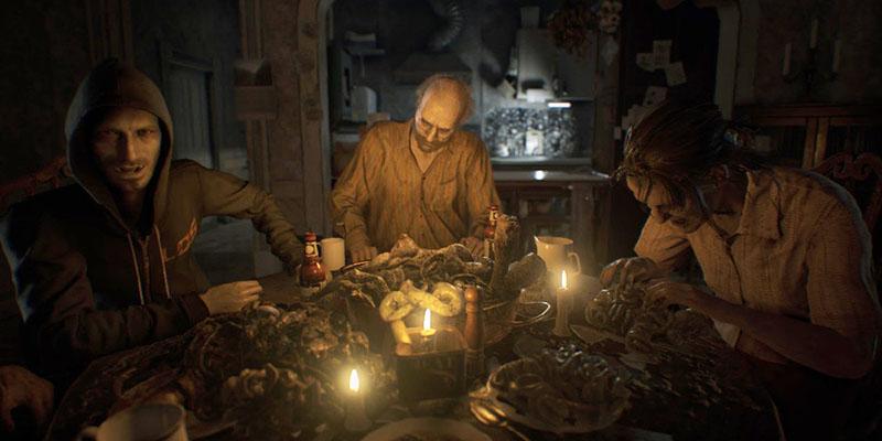 Разработчики Resident Evil 7 черпали вдохновение с Call of Duty: Modern Warfare
