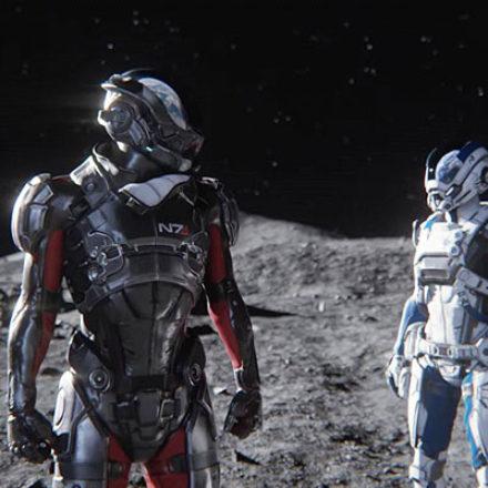 Mass Effect Andromeda может получить патч для Project Scorpio