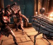 Conan Exiles вышла в раннем доступе Steam. В игре можно настраивать размер пениса (18+)