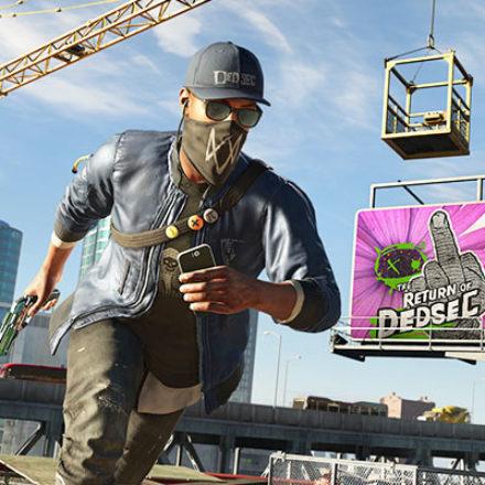 Ubisoft выпустила бесплатную демо-версию Watch Dogs 2