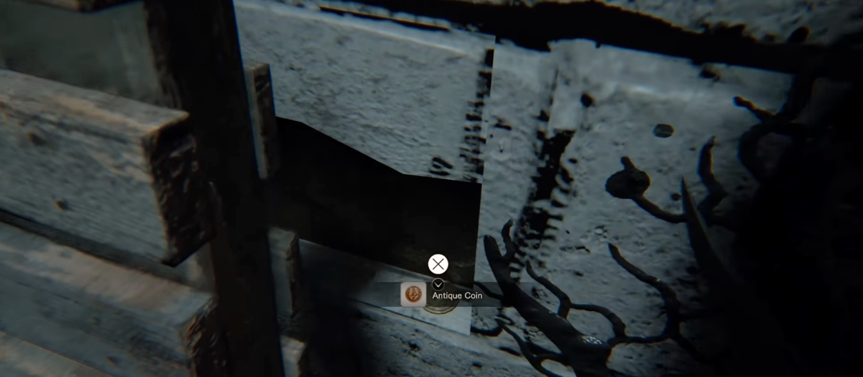 ancient coins resident evil 7