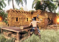 Гайд Conan Exiles – как построить убежище и крафтить предметы