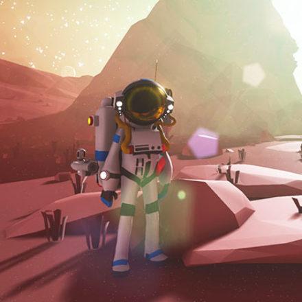 Превью Astroneer – приятное времяпровождение