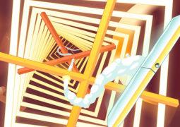 Обзор Flywrench — головоломка не для слабонервных
