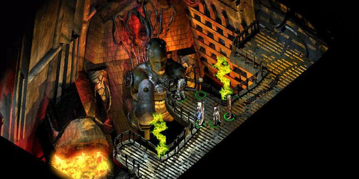 На PC, iOS и Android выйдет переиздание Planescape: Torment: Enhanced Edition