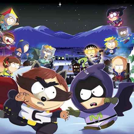 Объявлена точная дата выхода South Park: The Fractured But Whole