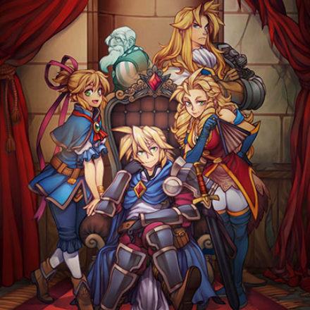 Состоялся выход тактической RPG Regalia: Of Men and Monarchs