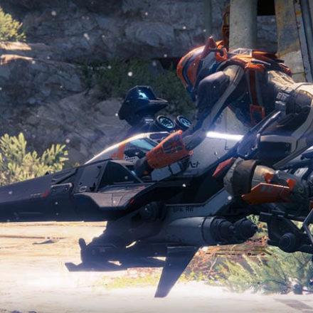 Гайд Destiny 2 — где найти летающий байк