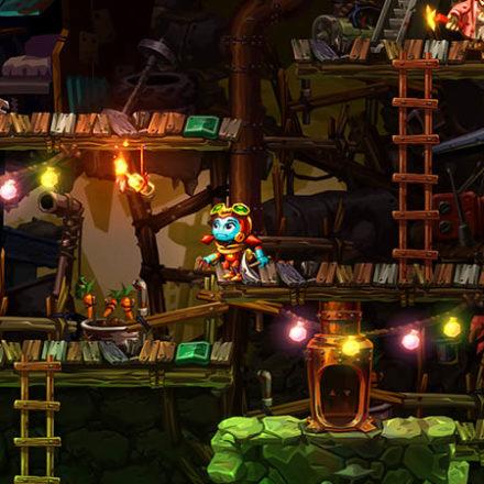 Разработчики SteamWorld Dig 2 поведали шесть главных особенностей игры. Опубликованы первые оценки