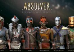 Обновление для Absolver добавило маски из игр Devolver Digital
