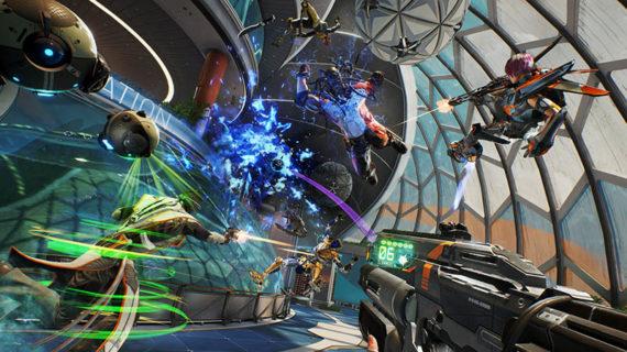 LawBreakers получит новые функции, карту и десятый класс персонажей